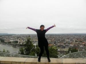 Budimpešta - prvič v lajfu