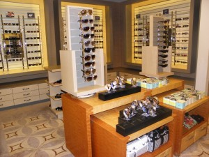 Celebrity Solstice - Sunglasses & Fashion watches
