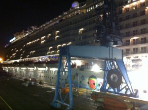 NCL Breakaway Bremerhaven