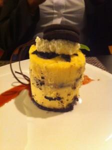 Oreo cheesecake - da dol pades dober