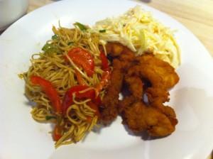 Garden Cafe food 1