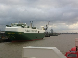 Norwegian Getaway Bremerhaven sailaway