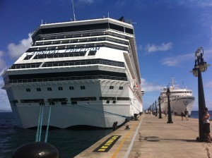 Freedom & Freewinds in St. Kitts