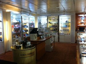 Carnival Sensation Beauty Shop