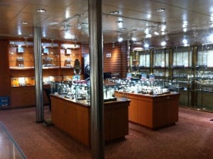 Carnival Sensation Watch Shop
