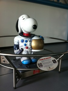 Snoopy, NASA mascot