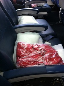 Cezoceanski polet New York - Zurich